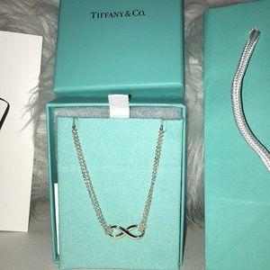 Tiffany and Company Infinity necklace